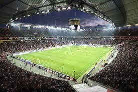 Waldstadion beleuchtet